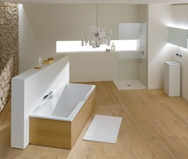 Simplicity Bathroom Suite
