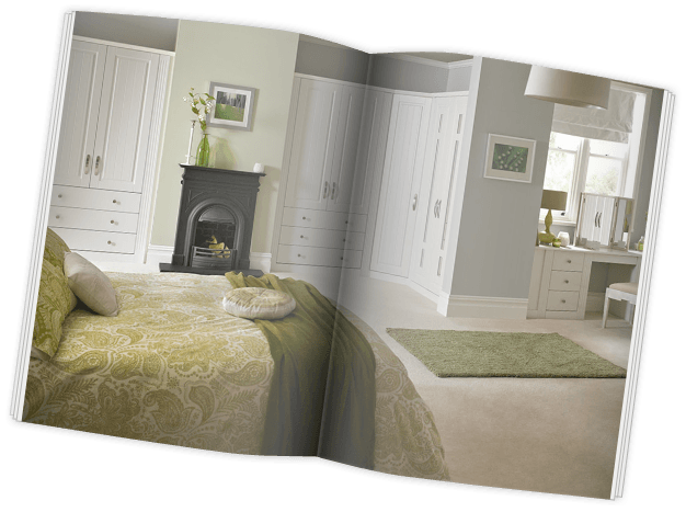 Brochure Bedroom