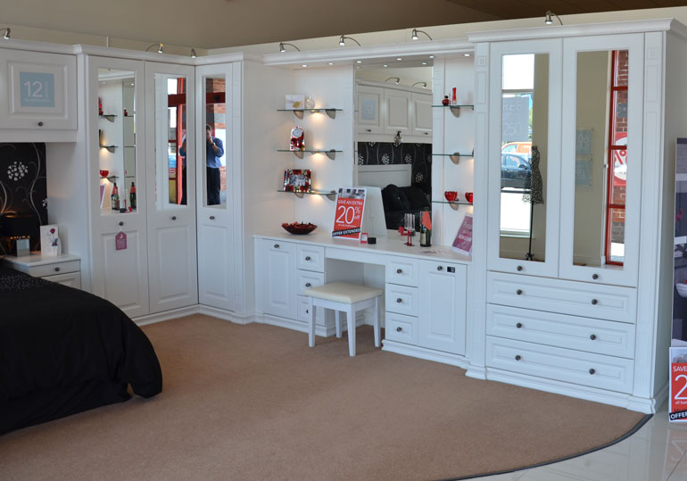 Cannock Display Sale Bedroom 1