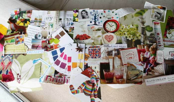 How to make a moodboard | Betta Living