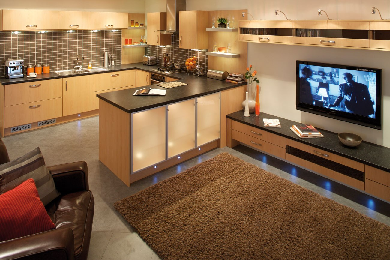 Open Plan Kitchen Diners From Betta Living