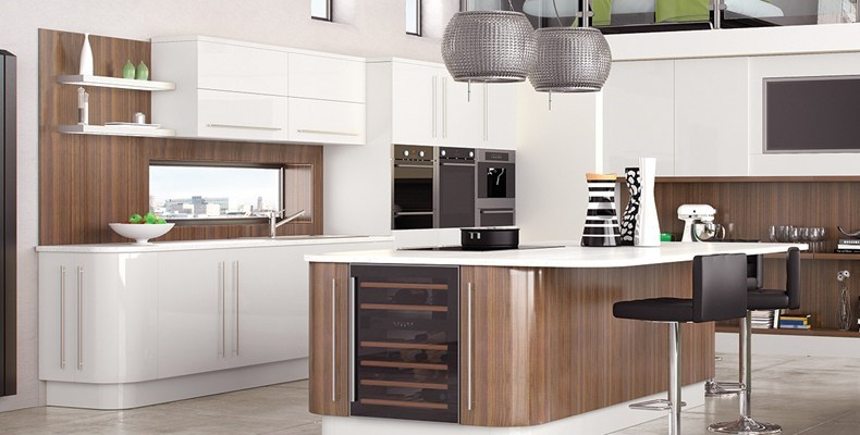 Our kitchen collections ranges betta living for Fitted kitchen designs