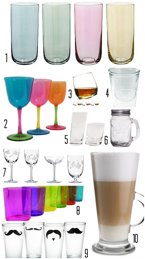 Top 10 Drinking Glasses