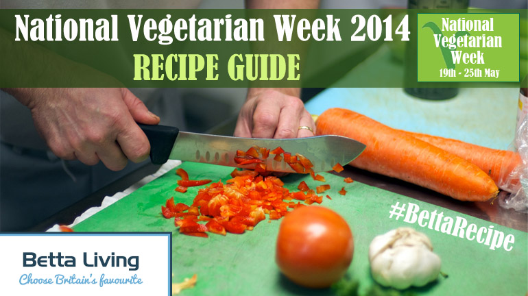 National Vegetarian Week Recipe Guide