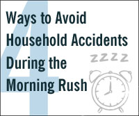 Morning Rush Safety Tips