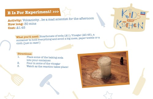Activity Sheet 7 E Is For Experiment