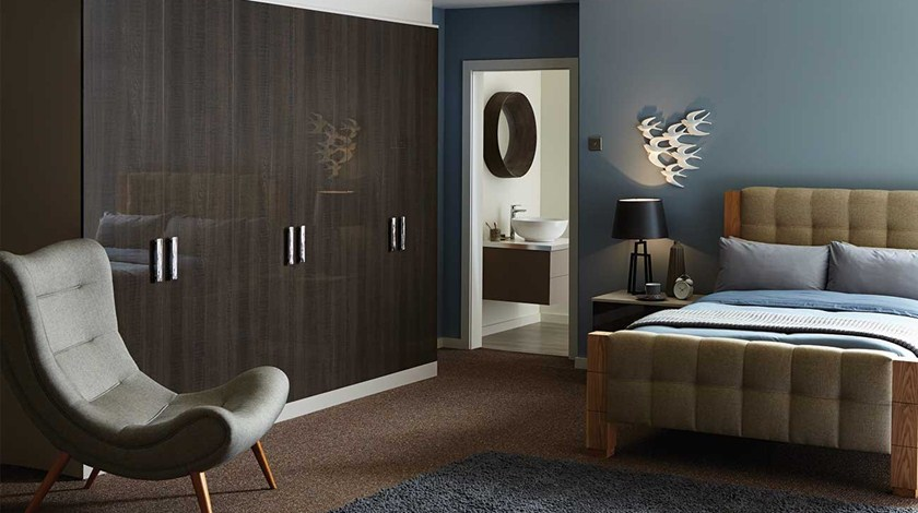 Aria Main Mocha. Aria Mocha Bedroom   Fitted Bedrooms From Betta Living