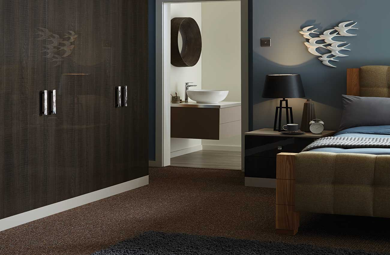 Aria Mocha Cameo 2. Aria Mocha Bedroom   Fitted Bedrooms From Betta Living