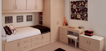 fitted bedrooms. Montano Fitted Bedrooms E