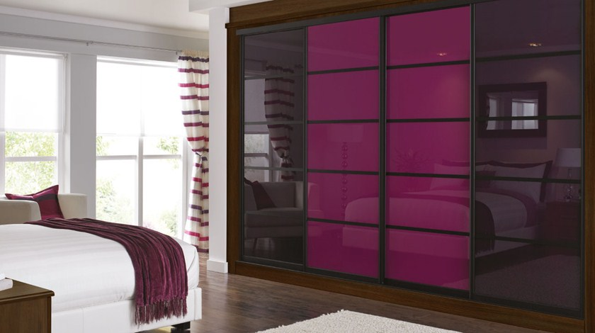 Mulberry   Plum Sliding  walnut. Mulberry and Plum Bedrooms   Fitted Bedrooms From Betta Living