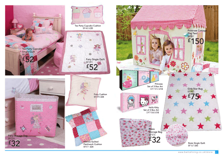 Kids Bedrooms Accessories