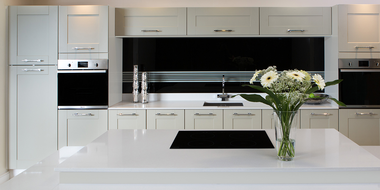 Bespoke shaker kitchens betta living for Shaker kitchen designs