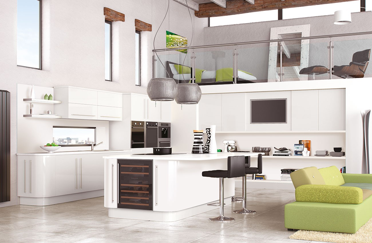 The top 5 kitchen trends to watch in 2016 betta living for Trendy kitchen designs