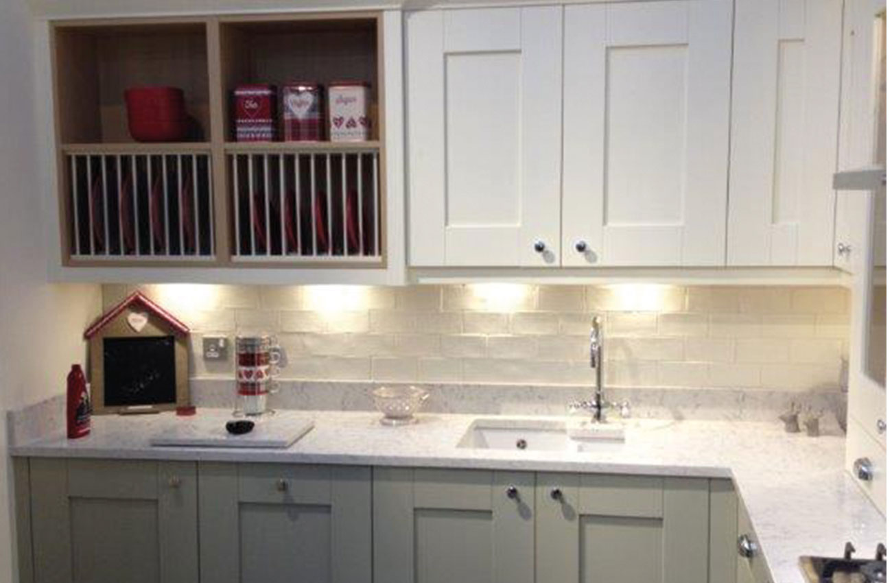Alderley Display Kitchen Next Solihull
