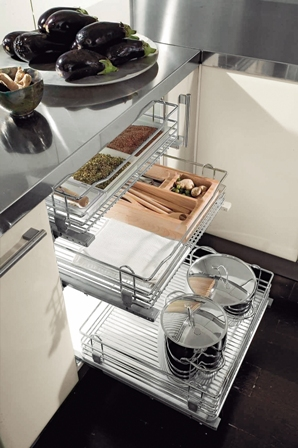 Clutter Free Kitchen Solutions At Betta Living