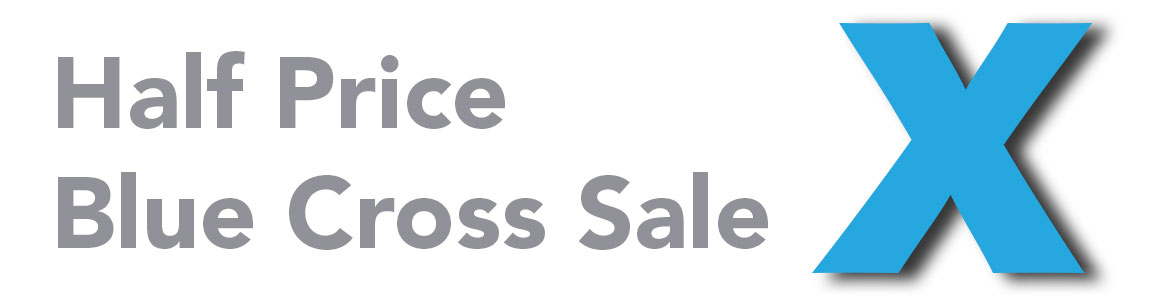 Blue Cross Sale Banner 1170x300