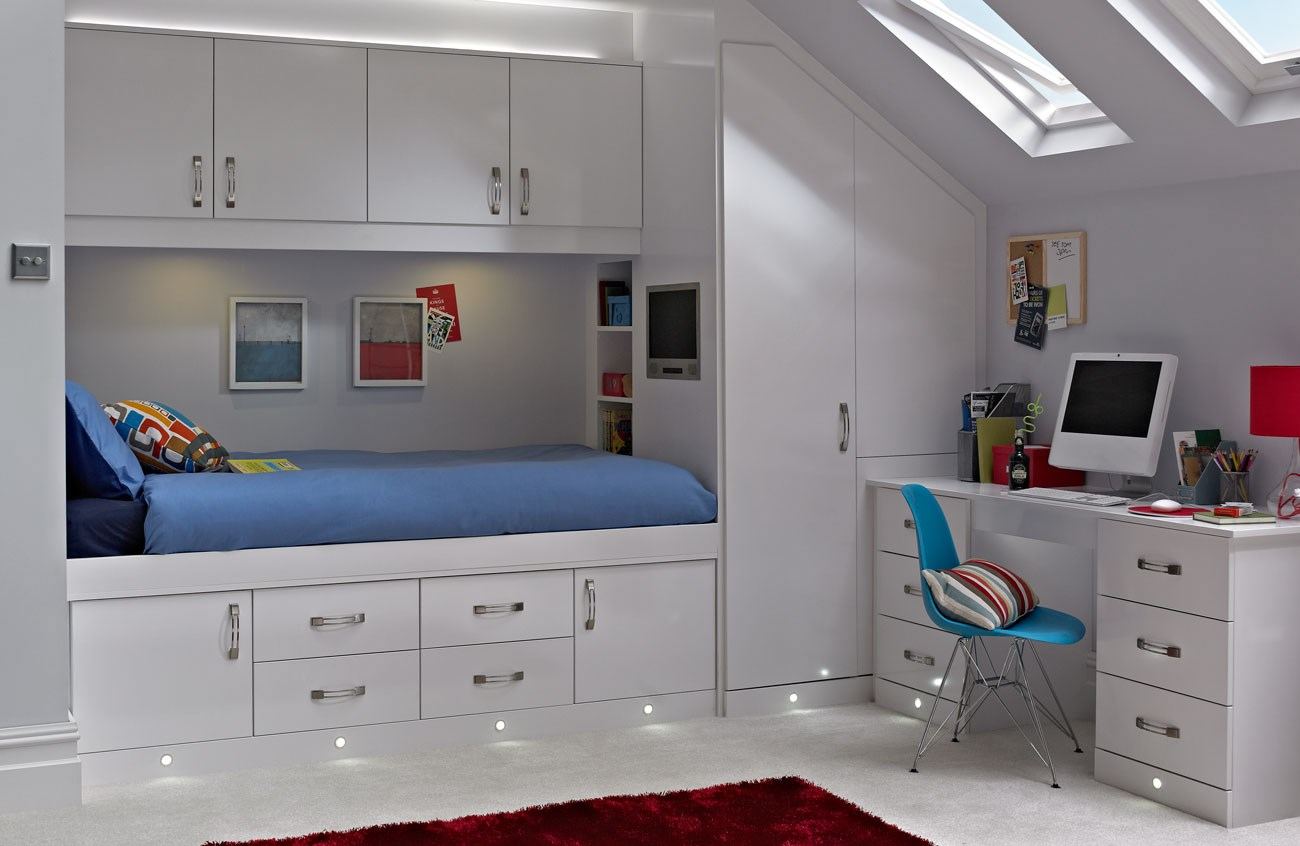 Cabin Bedroom Fitted Furniture: Fitted Bedrooms From Betta Living