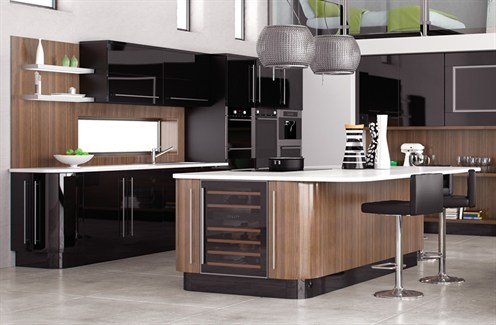 Incredible new betta living superstore opening in nottingham for Modern kitchen design new york