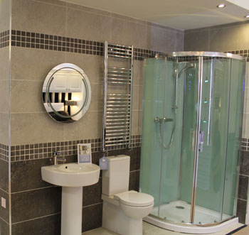 Stockport Showroom Bathroom Display 2