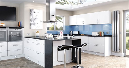 Dallas -white -fitted -kitchen