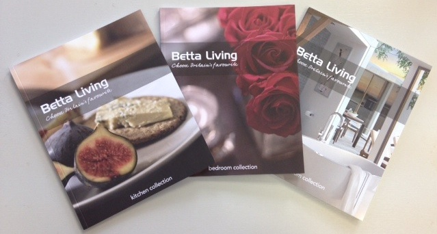 Betta Living New Brochures