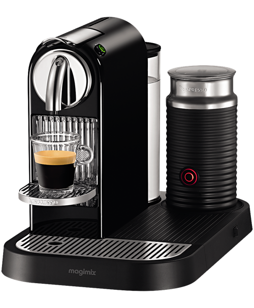 Nespresso Magimix Coffee Machine
