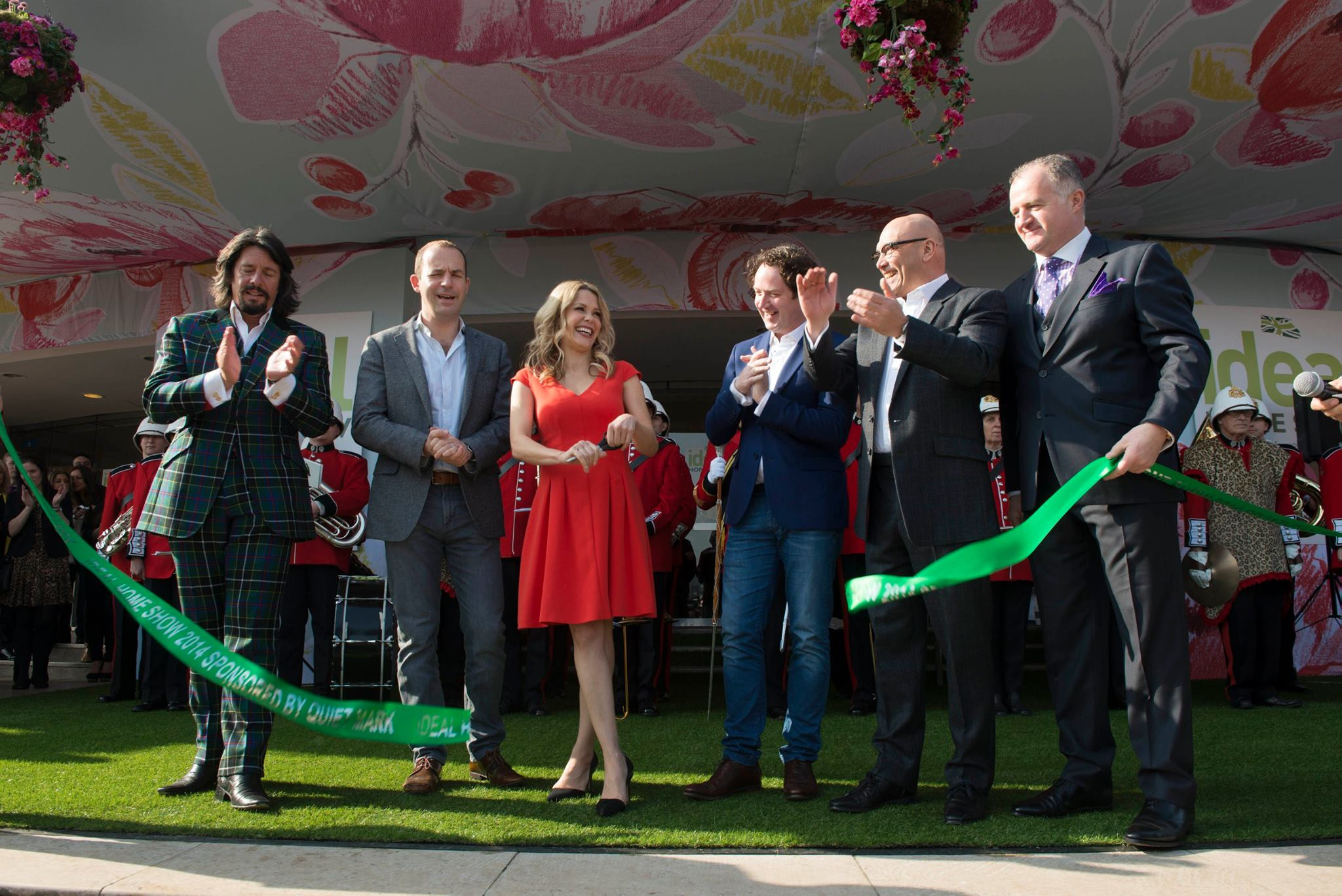 Ideal Home Show 2014 Opens