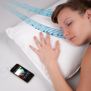 Wikki I Music Pillow