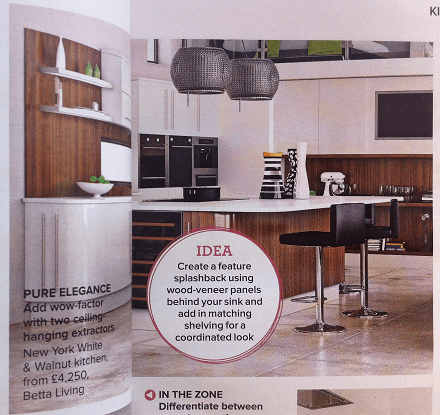March Ideal Home