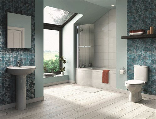 How to maximise space in small bathrooms betta living - Maximize space in small bathroom ...