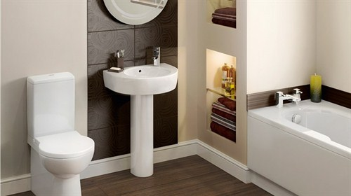 Betta Living Orba Bathroom