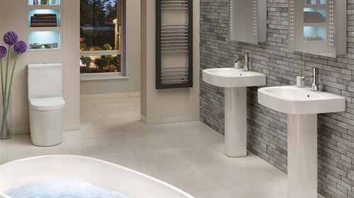 The Elysee Bathroom Collection