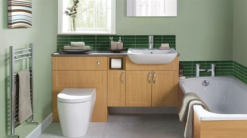 The Roxby Bathroom Collection