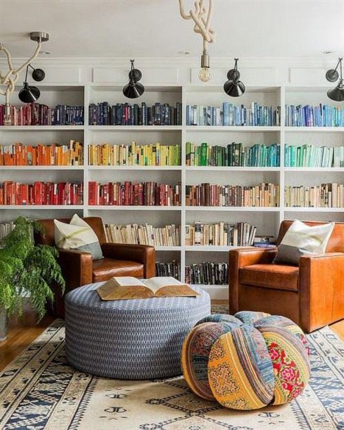 colour-coordinated-books