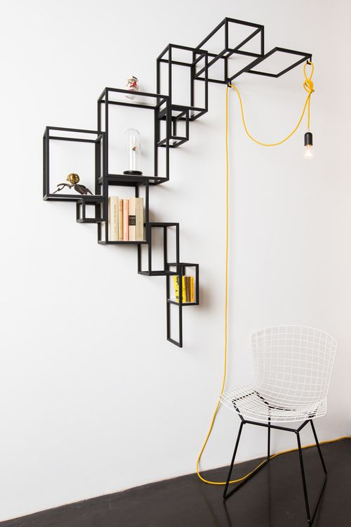 Architectural shelves