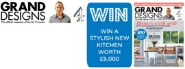 Grand Designs New Kitchen Competition