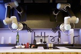 Moley Robotics Automated Kitchen