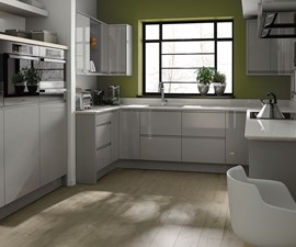 Fitted Kitchens New Kitchen Designs Betta Living UK - Grey fitted kitchens
